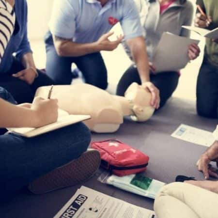 CPR / BLS / First-Aid / ACLS