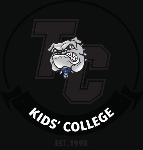 Kids College Bulldog logo