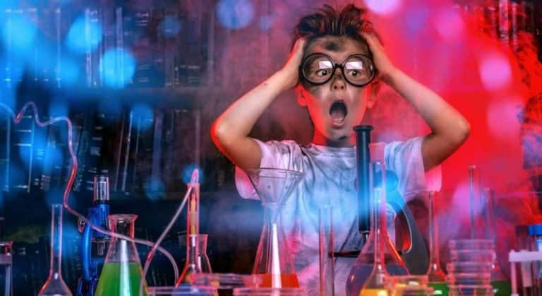 Kids' College Science